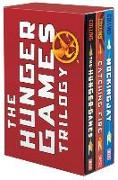 Cover-Bild zu Collins, Suzanne: The Hunger Games Trilogy