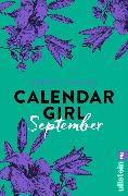 Cover-Bild zu Calendar Girl September (eBook) von Carlan, Audrey