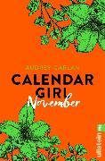 Cover-Bild zu Calendar Girl November (eBook) von Carlan, Audrey