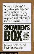 Cover-Bild zu Snowden's Box von Bruder, Jessica