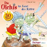 Cover-Bild zu Dietl, Erhard: Die Olchis im Land der Ritter (Audio Download)