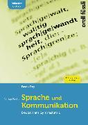 Cover-Bild zu Sprache und Kommunikation - inkl. E-Book von Frey, Pascal