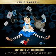 Cover-Bild zu Alice's Adventures in Wonderland (Audio Download) von Carroll, Lewis