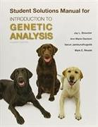 Cover-Bild zu Solutions Manual for Introduction to Genetic Analysis von Griffiths, Anthony