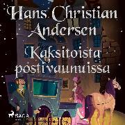 Cover-Bild zu Kaksitoista postivaunuissa (Audio Download) von Andersen, H.C.