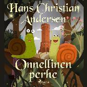 Cover-Bild zu Onnellinen perhe (Audio Download) von Andersen, H.C.