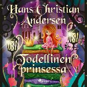 Cover-Bild zu Todellinen prinsessa (Audio Download) von Andersen, H.C.
