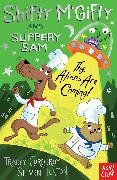 Cover-Bild zu Corderoy, Tracey: Shifty McGifty and Slippery Sam: The Aliens Are Coming!