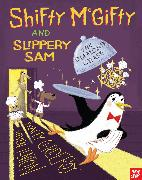Cover-Bild zu Corderoy, Tracey: Shifty McGifty and Slippery Sam: The Diamond Chase