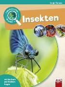Cover-Bild zu Thomas, Sonja: Leselauscher Wissen: Insekten