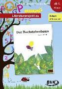 """Cover-Bild zu Willems-van der Gieth, Sandy: Literaturprojekt zu """"Der Buchstabenbaum"""""""