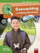 Cover-Bild zu Willems-van der Gieth, Sandy: Leselauscher Wissen: Geocaching und Naturabenteuer (inkl. CD)