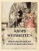 Cover-Bild zu Äsops Weisheiten (eBook) von Äsop