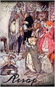 Cover-Bild zu Aesop's Fables (eBook) von Aesop, Aesop