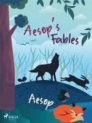 Cover-Bild zu Aesop's Fables (eBook) von Aesop