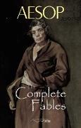 Cover-Bild zu Complete Fables (eBook) von Aesop, Aesop