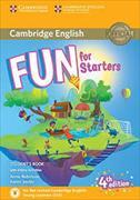 Cover-Bild zu Fun for Starters Student's Book with Online Activities with Audio von Robinson, Anne