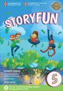 Cover-Bild zu Storyfun 5 Student's Book with Online Activities and Home Fun Booklet 5 von Saxby, Karen