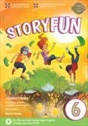 Cover-Bild zu Storyfun 6 Student's Book with Online Activities and Home Fun Booklet 6 von Saxby, Karen