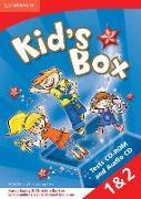 Cover-Bild zu Kid's Box Levels 1-2 Tests CD-ROM and Audio CD von Barton, Christine