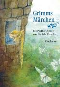 "Cover-Bild zu Drescher, Daniela (Illustr.): Postkartenbuch ""Grimms Märchen"""