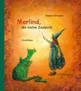Cover-Bild zu Drescher, Daniela: Merlind, die kleine Zauberin