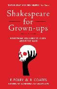 Cover-Bild zu Foley, Elizabeth: Shakespeare for Grown-ups
