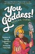 Cover-Bild zu Foley, Elizabeth: You Goddess! (eBook)