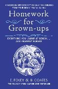 Cover-Bild zu Coates, Beth: Homework for Grown-ups