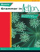 Cover-Bild zu Foley, Barbara H.: New Grammar in Action Basic: An Integrated Course in English