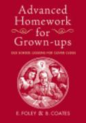 Cover-Bild zu Coates, Beth: Advanced Homework for Grown-ups (eBook)
