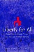 Cover-Bild zu Foley, Elizabeth Price: Liberty for All (eBook)