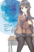 Cover-Bild zu Hajime Kamoshida: Rascal Does Not Dream of Bunny Girl-senpai, Vol. 1 (light novel)