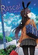 Cover-Bild zu Hajime Kamoshida: Rascal Does Not Dream of Bunny Girl Senpai (manga)