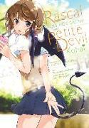Cover-Bild zu Hajime Kamoshida: Rascal Does Not Dream of Petite Devil Kohai (manga)