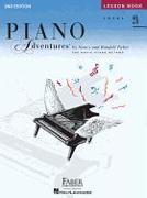Cover-Bild zu Level 2a - Lesson Book: Piano Adventures von Faber, Nancy (Komponist)