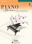 Cover-Bild zu Level 2b - Performance Book: Piano Adventures von Faber, Nancy (Komponist)