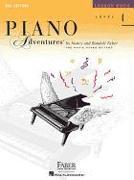 Cover-Bild zu Level 4 - Lesson Book: Piano Adventures von Faber, Nancy (Komponist)