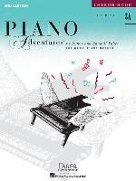 Cover-Bild zu Piano Adventures, Level 3A, Lesson Book von Faber, Nancy (Komponist)