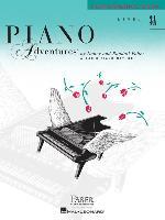 Cover-Bild zu Level 3a - Performance Book: Piano Adventures von Faber, Nancy (Komponist)