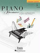 Cover-Bild zu Level 5 - Theory Book: Piano Adventures von Faber, Nancy (Komponist)