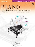 Cover-Bild zu Piano Adventures, Level 2B, Technique & Artistry Book von Faber, Nancy (Komponist)