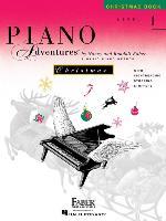 Cover-Bild zu Piano Adventures, Level 1, Christmas Book von Faber, Nancy (Komponist)