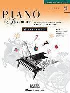 Cover-Bild zu Level 2b - Christmas Book: Piano Adventures von Faber, Nancy (Komponist)