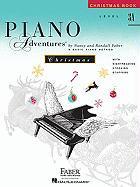 Cover-Bild zu Piano Adventures, Level 3A, Christmas Book von Faber, Nancy (Komponist)