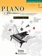 Cover-Bild zu Piano Adventures, Level 4, Christmas Book von Faber, Nancy (Komponist)