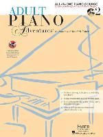 Cover-Bild zu Adult Piano Adventures All-In-One Lesson Book 2 von Faber, Nancy (Komponist)