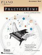 Cover-Bild zu Piano Adventures Practicetime Assignment Book von Faber, Nancy (Komponist)
