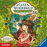 Cover-Bild zu Luna Wunderwald. Ein Schlüssel im Eulenschnabel von Luhn, Usch