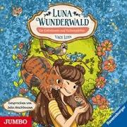 Cover-Bild zu Luna Wunderwald. Ein Geheimnis auf Katzenpfoten von Luhn, Usch